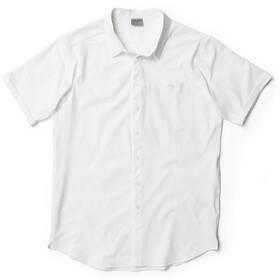 Houdini SS-skjorte Herrer, powderday white